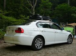 BMW320i in Auto Camp